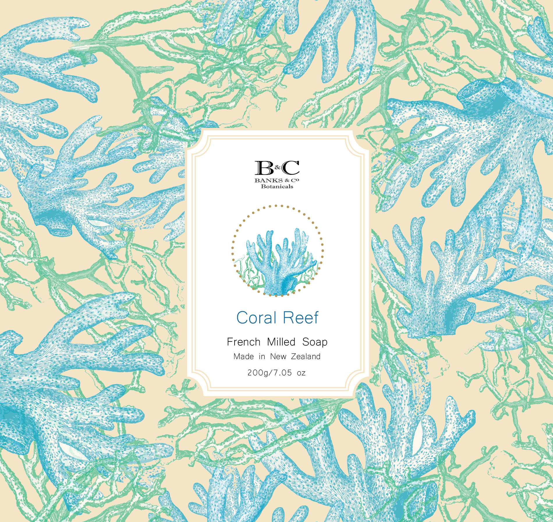 Coral Reef Soap
